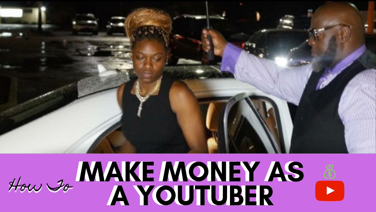 How to make money a a youtuber